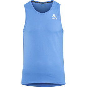Odlo BL Ceramicool Top Crew Neck Singlet Heren, nebulas blue